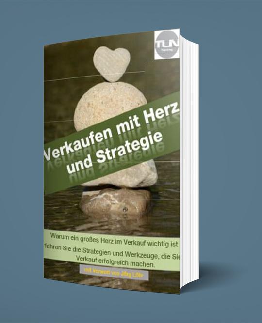 Buch Martin Holubar Verkaufen mit Herz und Strategie