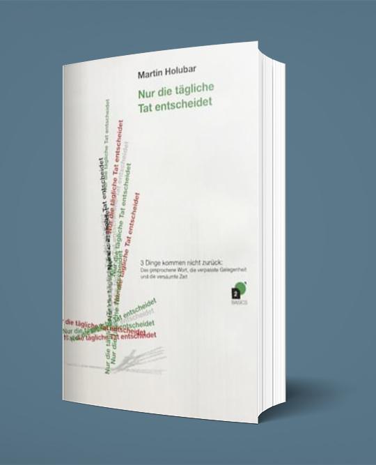 Buch Martin Holubar tägliche Tat