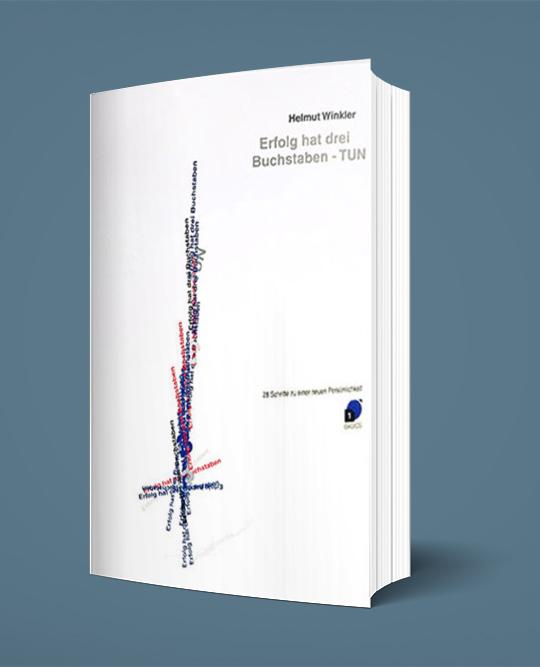 Buch Helmut Winkler Erfolg hat drei Buchstaben TUN
